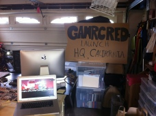 GamrCred Launch HQ California, August 15, 2012