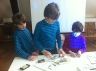 The youngest hackers put together a working multi-button doorbell system with a Raspberry Pi.